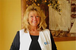Gabriele Schreyer Examinierte Krankenschwester seit 1988. Abgeschlossene Weiterbildung zur Pflegedienstleitung 2003 Berufserfahrung seit über 20 Jahren