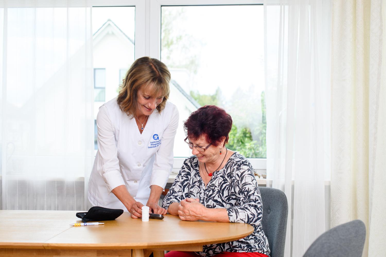pflegedienst schreyer behandlungspflege
